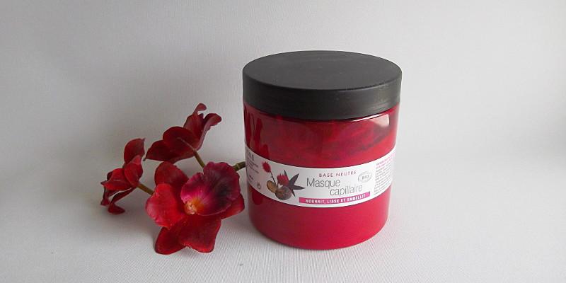 base masque capillaire aroma zone
